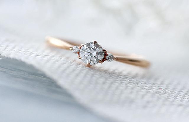 Engagement婚約指輪
