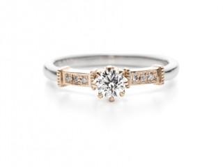 アンティークな結婚指輪(婚約指輪)エルドーセレクトブランド『アフラックス』