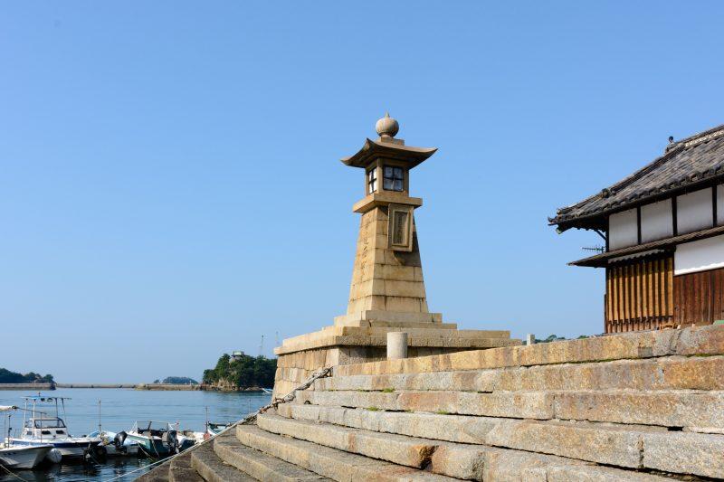 ロケ地としても有名な「鞆の浦」