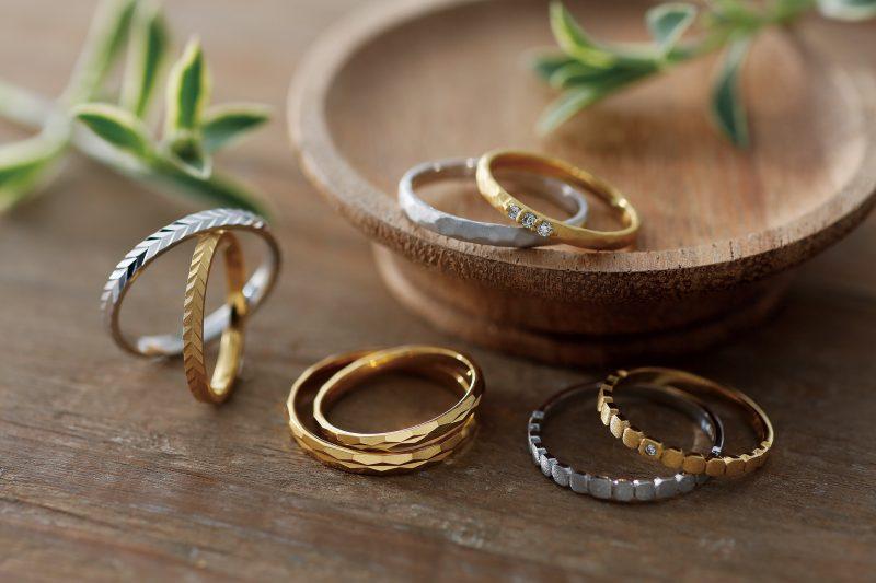 結婚指輪2本セレクトセット