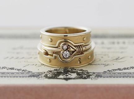 ふたりの想いをカタチに。フルオーダーの指輪。
