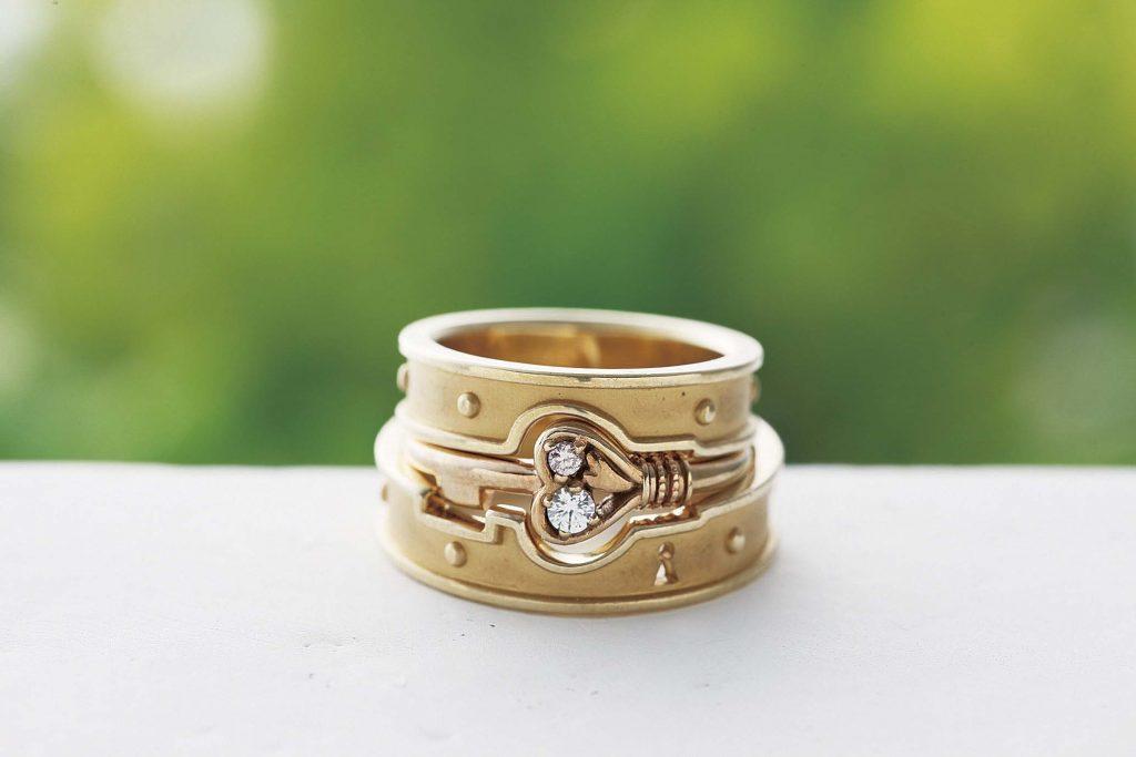 オーダーメイドの結婚指輪・婚約指輪のご紹介