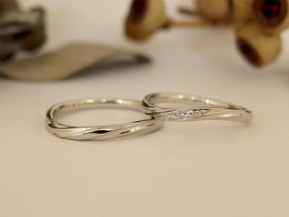 エルドーセレクトブランドの結婚指輪『ノクル』