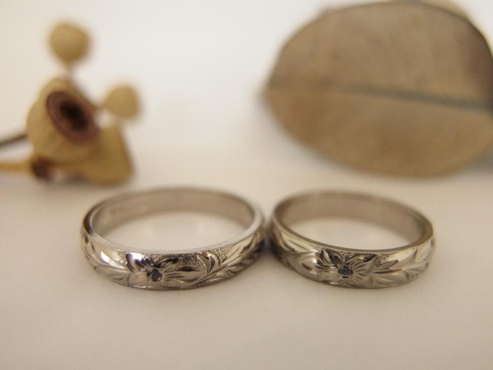 エルドーセレクトブランドの結婚指輪『カフナ/Kafuna』