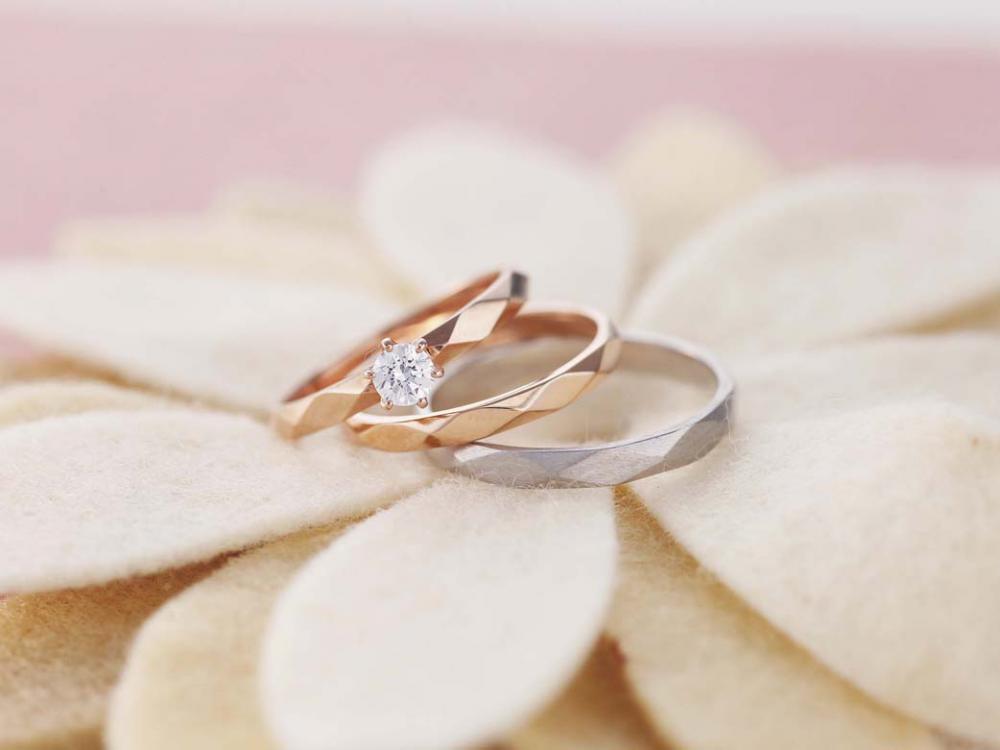 結婚指輪・婚約指輪について