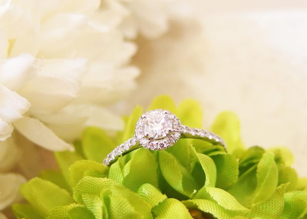 エルドーオリジナル婚約指輪①