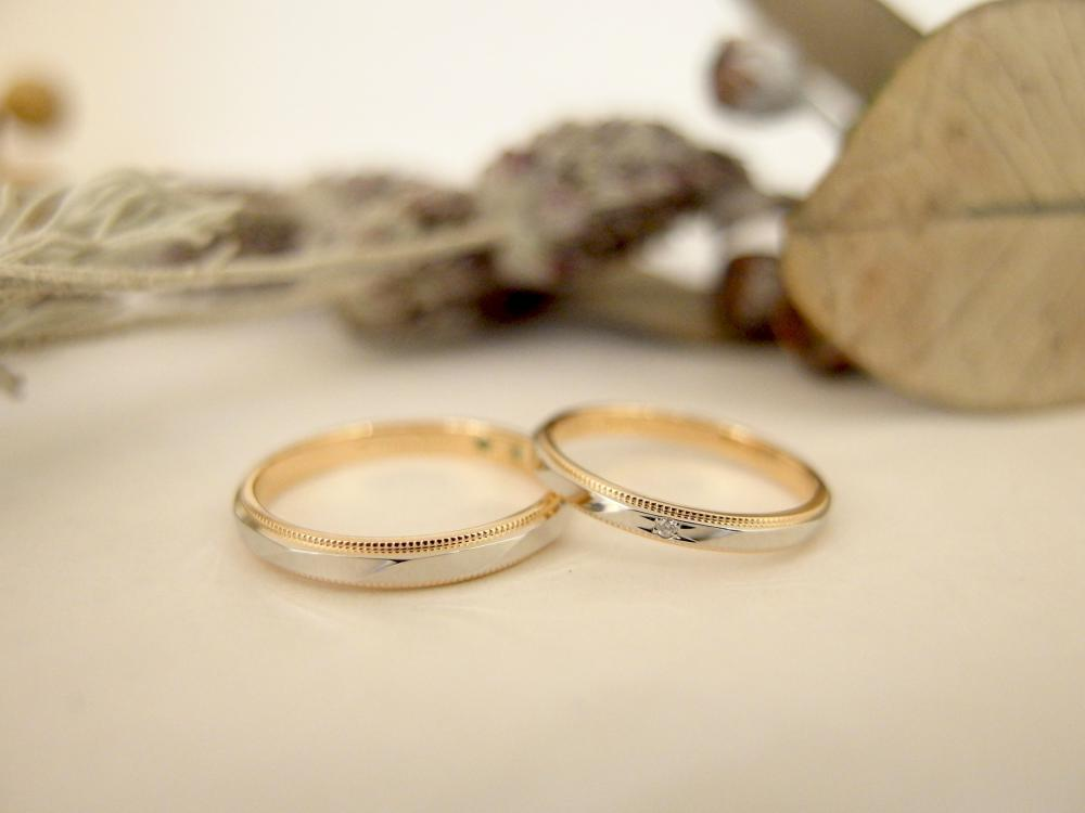 エルドーセレクトブランドの結婚指輪『RUNOA/ルノア』