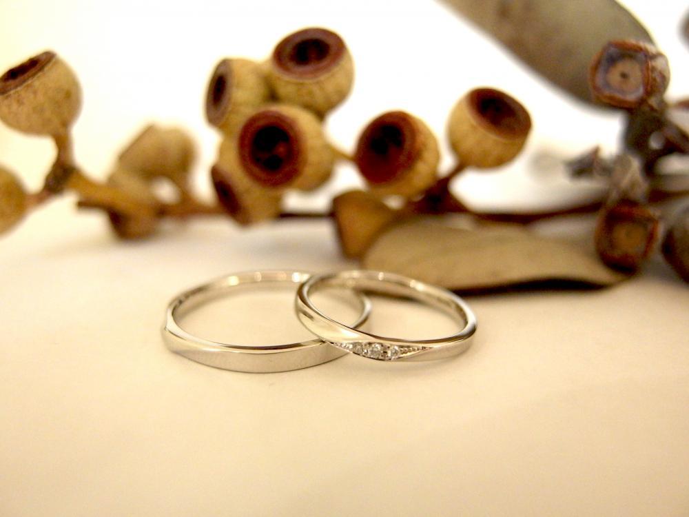 エルドーオリジナル結婚指輪『デイジー』
