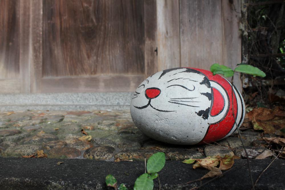 108匹の福石猫を見つけると幸せになる!?