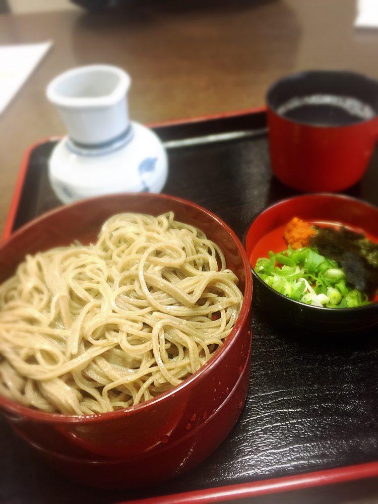 出雲蕎麦(平和そば本店 )in 島根県出雲市