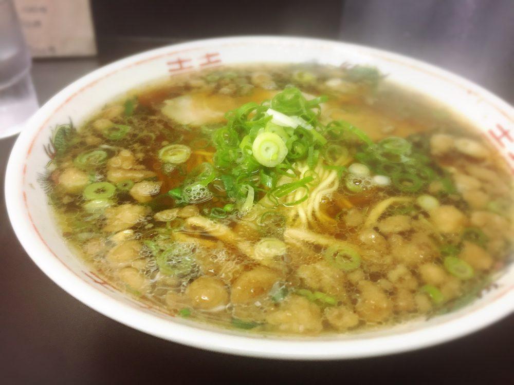 ラーメン(中華蕎麦 すみだ )in 福山市沼隈町