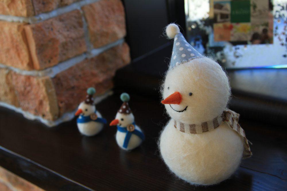 クリスマスを思いっきり楽しむにはまずは装飾♪