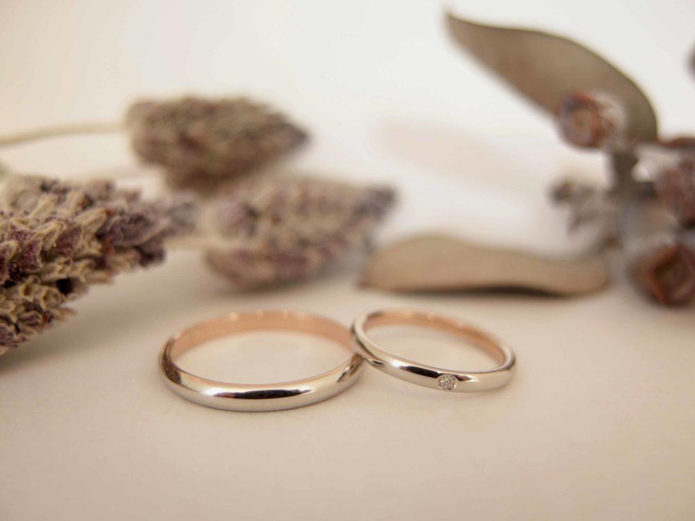 エルドーセレクトブランドの結婚指輪(マリエ・マリ)