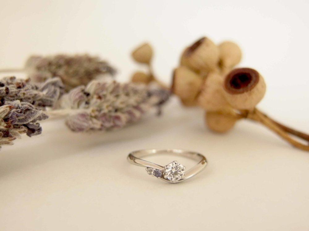 エルドーオリジナル婚約指輪