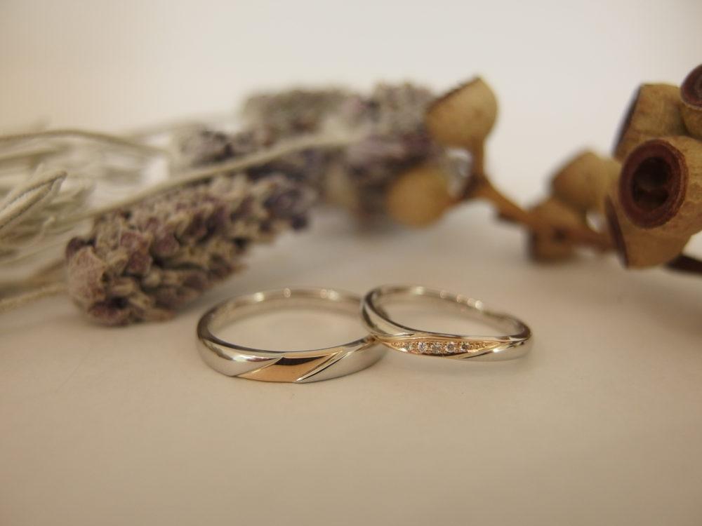 エルドーオリジナル結婚指輪『エルドラド』