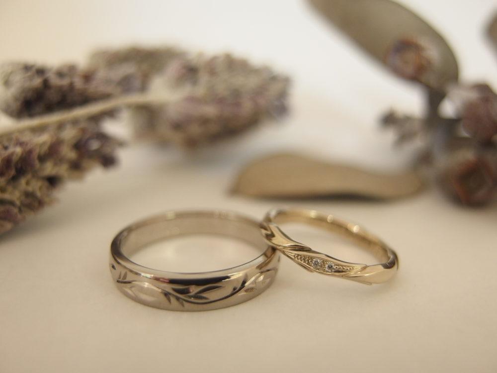 エルドーセレクトブランドの結婚指輪「アフラックス」「セントオーロ」