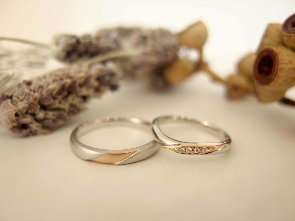 エルドーオリジナルの結婚指輪「エル・ドラド」