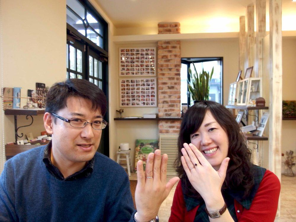 岡山県真庭市の南様ご夫妻(フルオーダーでご購入)