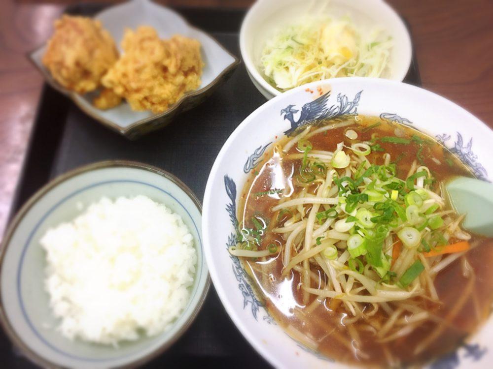 福山市手城町の美味しい中華料理のらーめんやびんご飯店