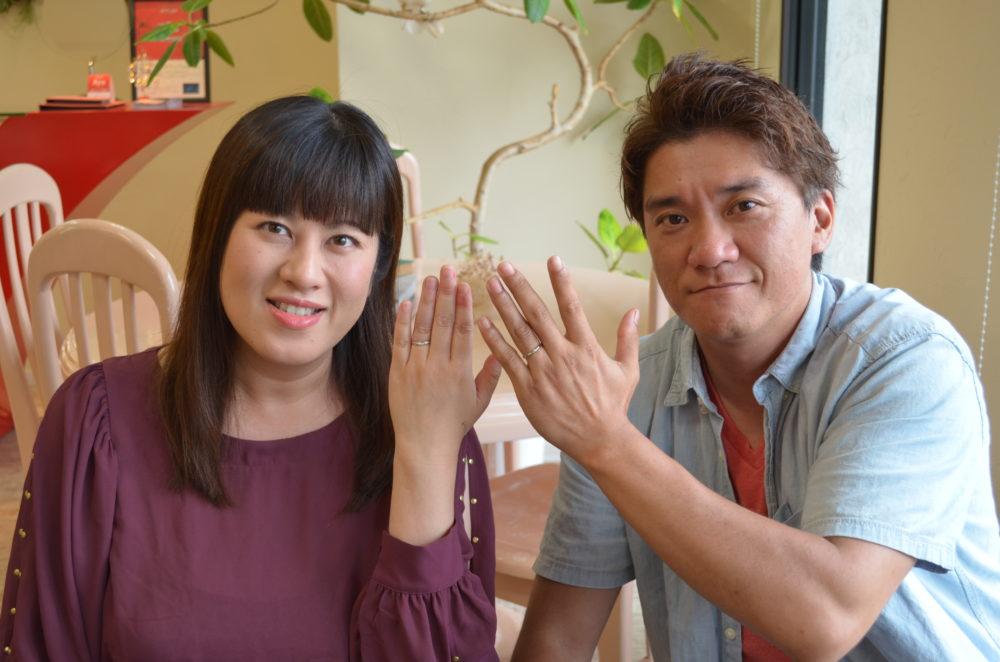 広島県府中市の徳永様ご夫妻「ユキコハナイ」