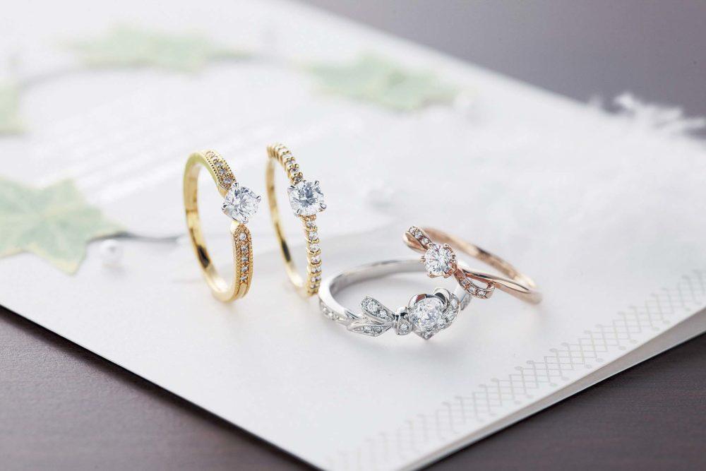 なぜダイヤモンドのエンゲージリング?
