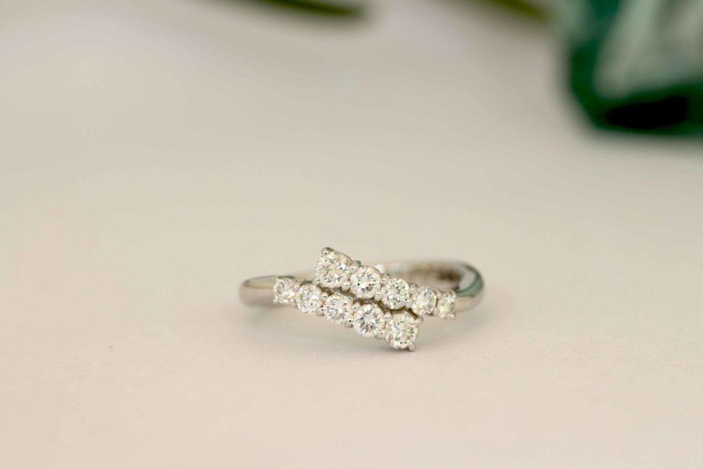 お気に入りの指輪をリフォーム