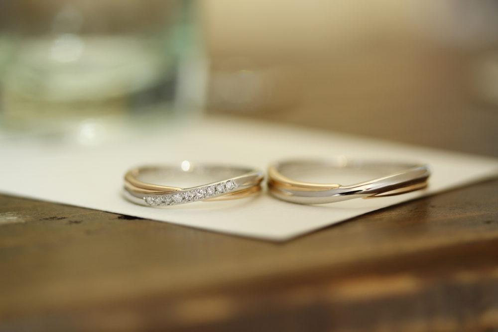 エルドーオリジナルの結婚指輪「エルドラド」