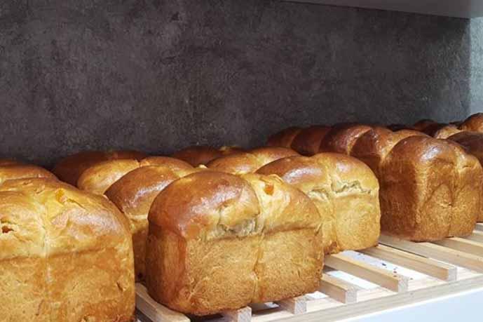 岡山名物ではないんですが…美味しいパン屋さんもご紹介