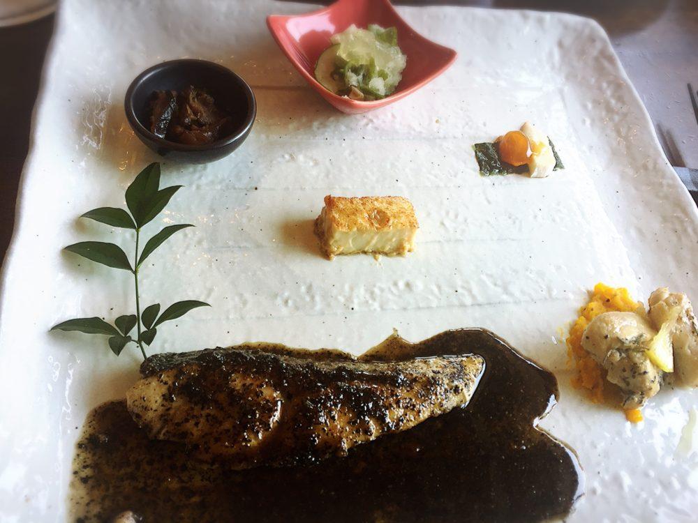 福山市御幸町のCAFEのメイン料理