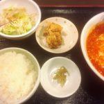 神辺町の中華料理屋さん幸楽の美味しいランチ