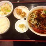 神辺町の中華料理屋さん幸楽の美味しい中華