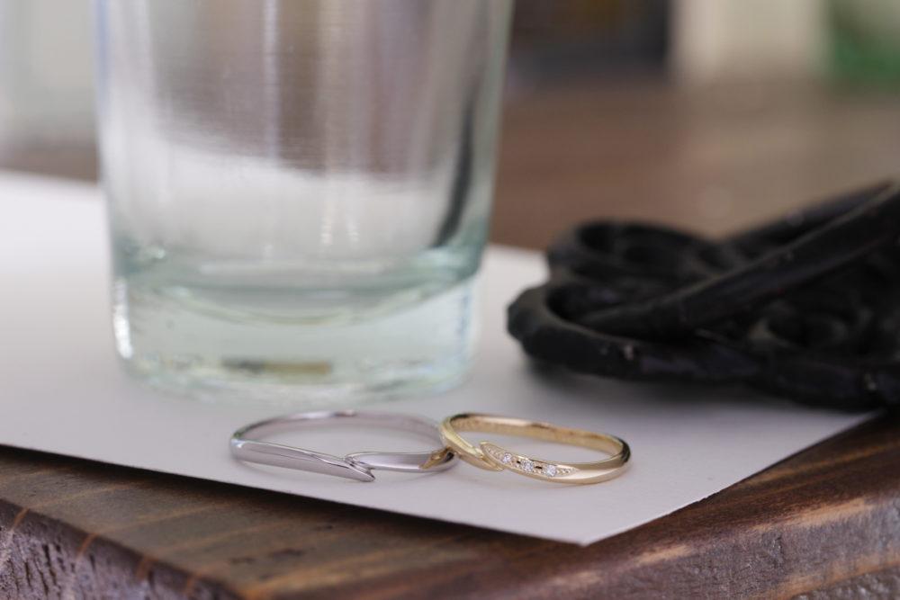 エルドーセレクトブランドの結婚指輪「ディアレスト」