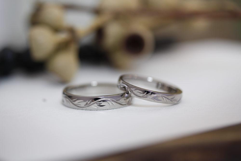 エルドーセレクトブランドの結婚指輪「セント・オーロ」