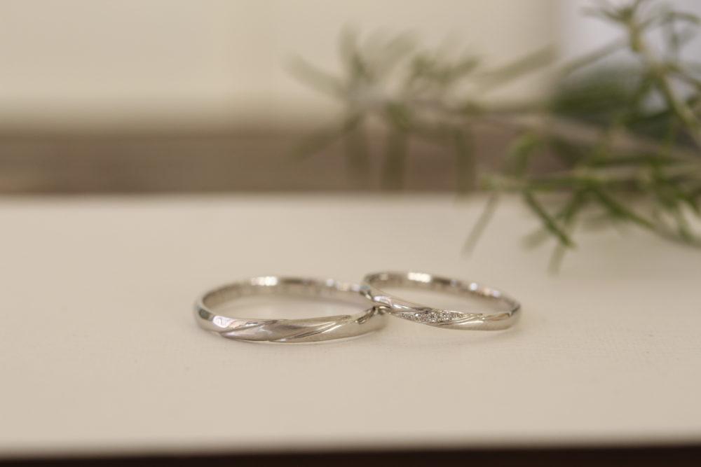 エルドーオリジナルの結婚指輪