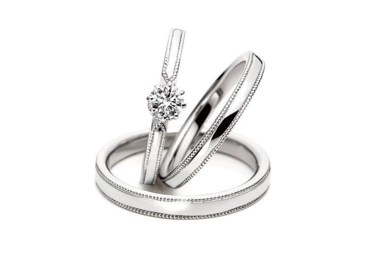 大切な人への心からのプレゼントをモチーフのエルドーセレクトブランドアウラックス/AFFLUX『カドー/君だけに』指輪言葉があるエルドーセレクトブランドアフラックス