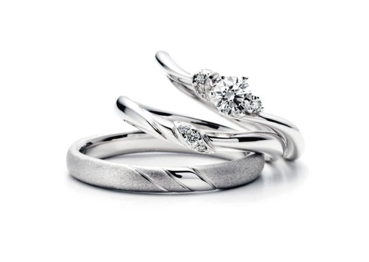 小さな羽モチーフの指輪言葉があるエルドーセレクトブランドアフラックス/AFFLUX『プリュム/温もり』