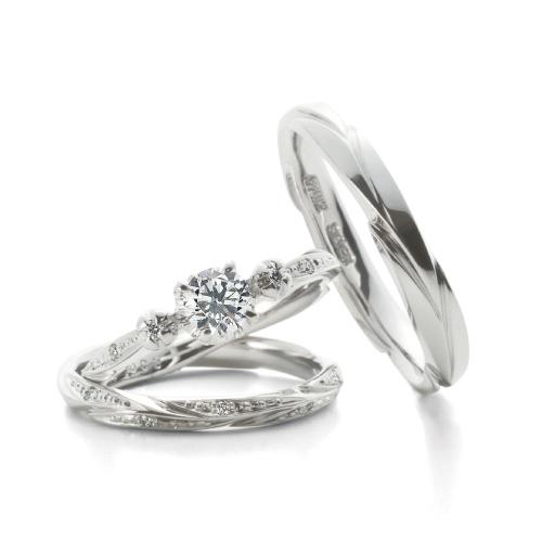 麦の穂指輪言葉があるエルドーセレクトブランドアフラックス/AFFLUX『ハーベスト/幸せの種』指輪言葉があるエルドーセレクトブランドアフラックス