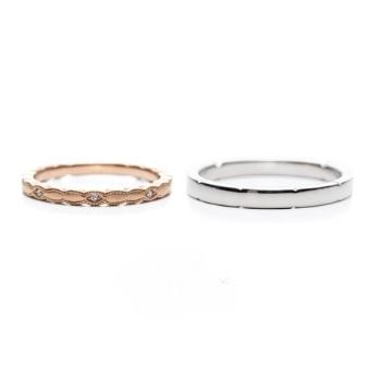 アンティークリングの指輪言葉のあるエルドーセレクトブランドアフラックス/AFFLUX『アニバーサリー/共に時を刻む』
