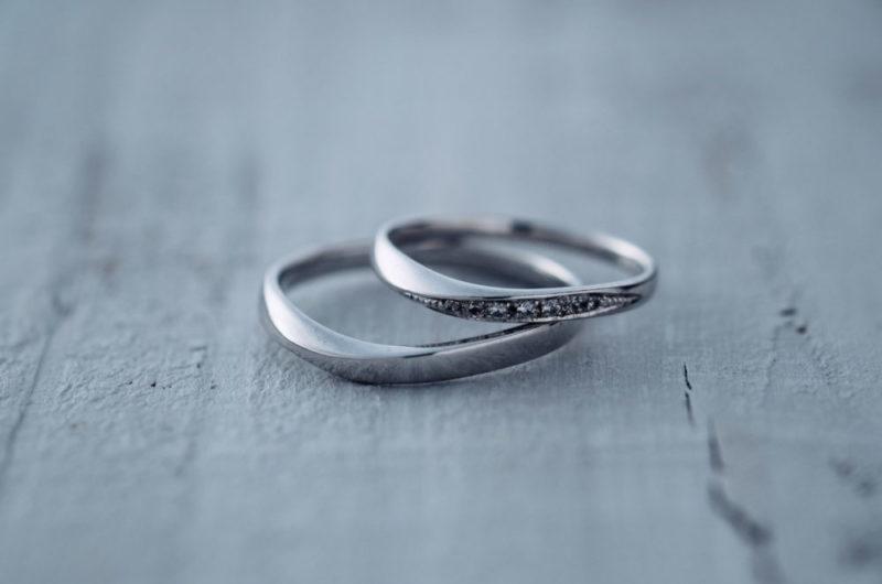 指輪をきれいに見せてくれるマリッジのエルドーオリジナルブランド『メリア/melia』