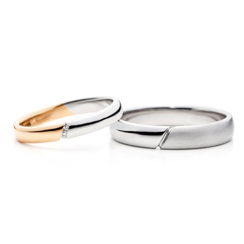 手と手とつないだモチーフの指輪言葉のあるエルドーセレクトブランドアフラックス/AFFLUX『ハニー/可愛いあなた』