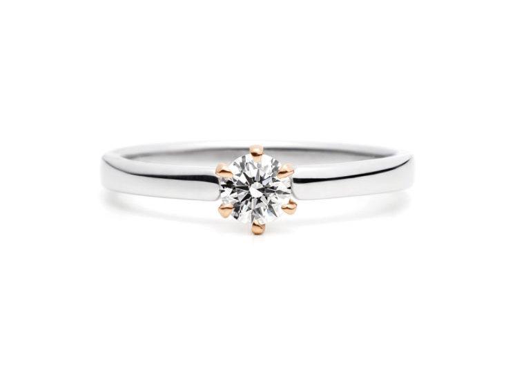 手と手をつないだイメージの指輪言葉のあるエルドーセレクトブランドアフラックス/AFFLUX『ハニー/可愛いあなた』